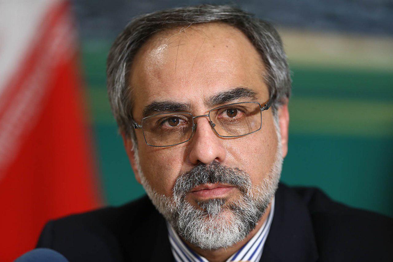 کمال دهقانی مدیرکل امور بین الملل دفتر رئیس جمهور شد