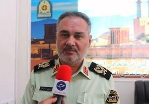 دستگیری ۴ نفر از سوداگران مرگ در مسیر یزد – اصفهان