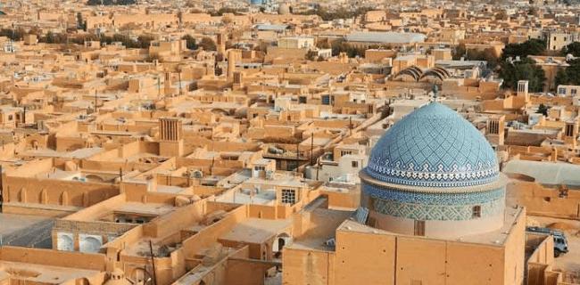 یزد جزء پنج قدرت برتر برند گردشگری ایران