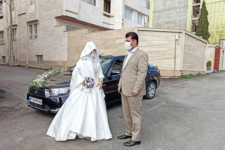 محدودیت برگزاری عروسی حتی در شهرهای سفید استان/رسانه ها تخلفات بهداشتی را رسانه ای کنند