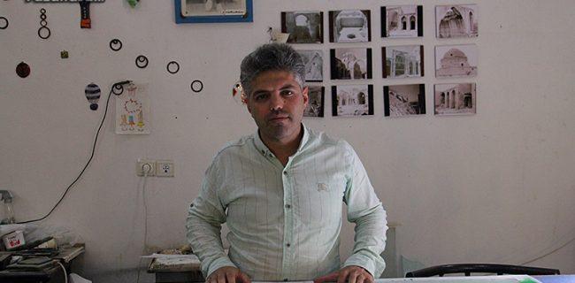 صنایعدستی یزد در حال احتضار است/ پذیرفته نیست مسئول در محل کار دنبال بورس باشد