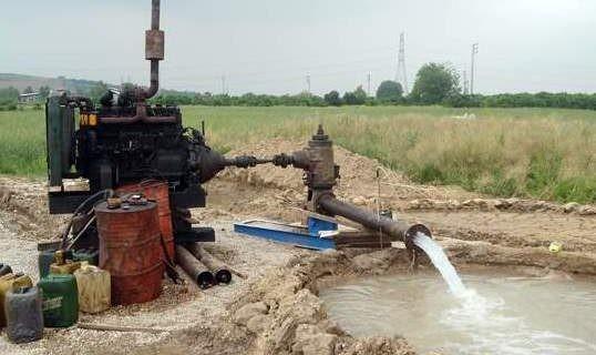 حفر چاههای عمیق کشاورزی روند زوال آبخوانهای خاتم را تسریع کرد
