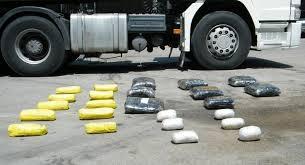 توقیف کامیون با محموله ۱۹۰ کیلویی موادمخدر