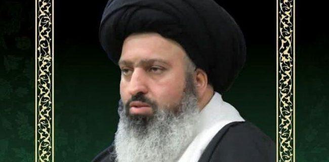 نماینده شهرستان های یزد و اشکذر پیام تسلیت صادر کرد
