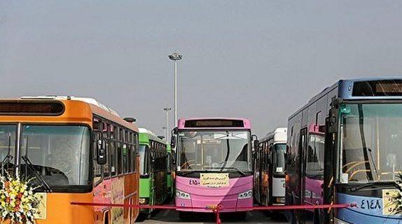 اتوبوسهای جدید وارد شهر جهانی یزد میشوند