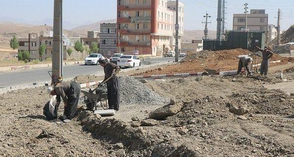 پارکهای درون محلهای بلوار نواب صفوی یزد تا پایان سال ساماندهی میشوند