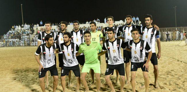 کار سخت تیم ایفای اردکان در فصل جدید لیگ برتر فوتبال ساحلی