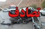 تصادف در مهریز ۲ کشته و ۵ مصدوم بر جا گذاشت