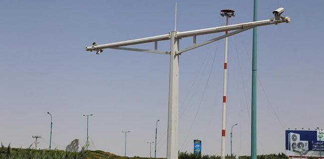 نصب دوربینهای جدید ثبت سرعت در یزد ؛ بزودی