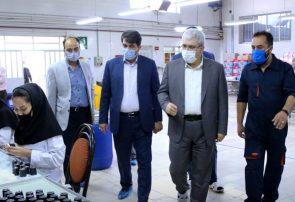 سفر یک روزه معاون علمی و فناوری رئیسجمهور به یزد