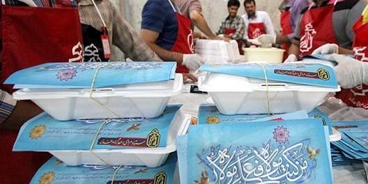 ۱۲۰ هزار وعده غذای نذری بین نیازمندان یزد توزیع شد