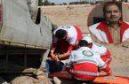 حضور نجاتگران هلال احمر در ۸ عملیات امدادی در هفته گذشته