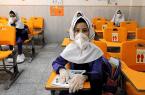 دانش آموزان بافقی حضوری آموزش می بینند