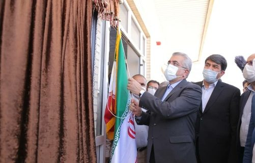 افتتاح پروژههای برق منطقهای یزد در پویش هر هفته الف ب ایران