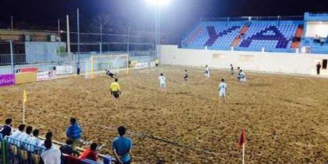 پیروزی ایفا در اولین گام کسب سهمیه لیگ برتر فوتبال ساحلی