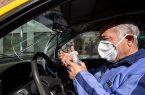جریمه ۵۰ هزار تومانی رانندگان خودروهای شخصی فاقد ماسک در یزد