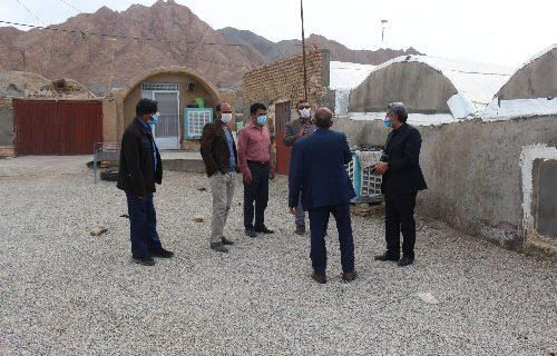 وضعیت ارتباطی روستاهای بخش خرانق شهرستان اردکان بررسی شد