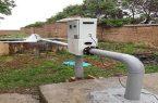 ۵۱۸ دستگاه کنتور هوشمند بر روی چاههای کشاورزی شهرستان خاتم نصب شد