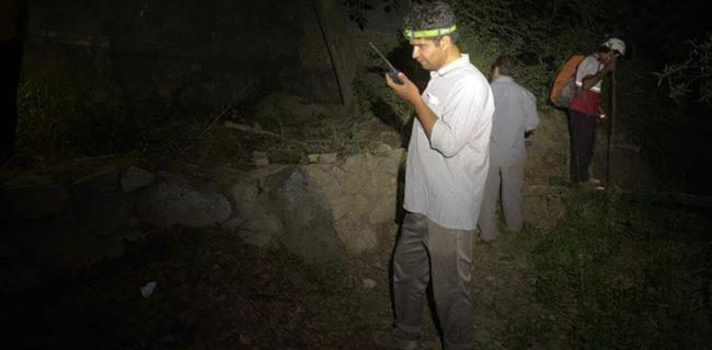 جنازه گمشده بعد از ۱۶ ساعت در منشاد یزد پیدا شد