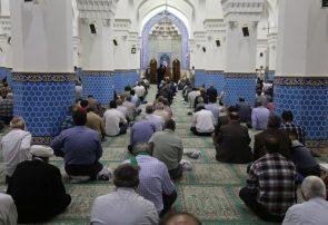 نماز عبادی_سیاسی جمعه در یزد به روایت تصویر