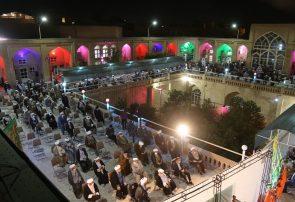 برگزاری جشن میلاد پیامبر و رئیس مکتب تشیع در حوزه علمیه امام خمینی یزد